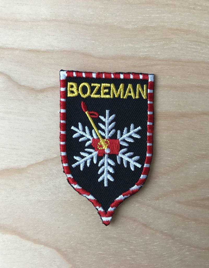 Bozeman Patch- Small