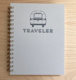RUFF HOUSE ART Journal- Traveler
