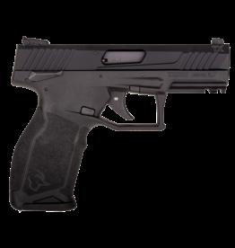 "Taurus 22 Long Rifle (LR) Double 4.1"" 16+1 Black Polymer Grip/Frame Black Steel Slide"