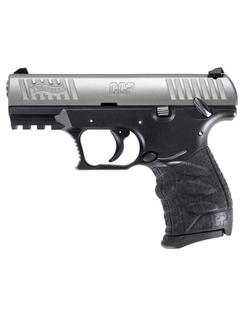 """Walther 9MM SS/BLK 3.54"""" 8+1<br /> 5080501"""