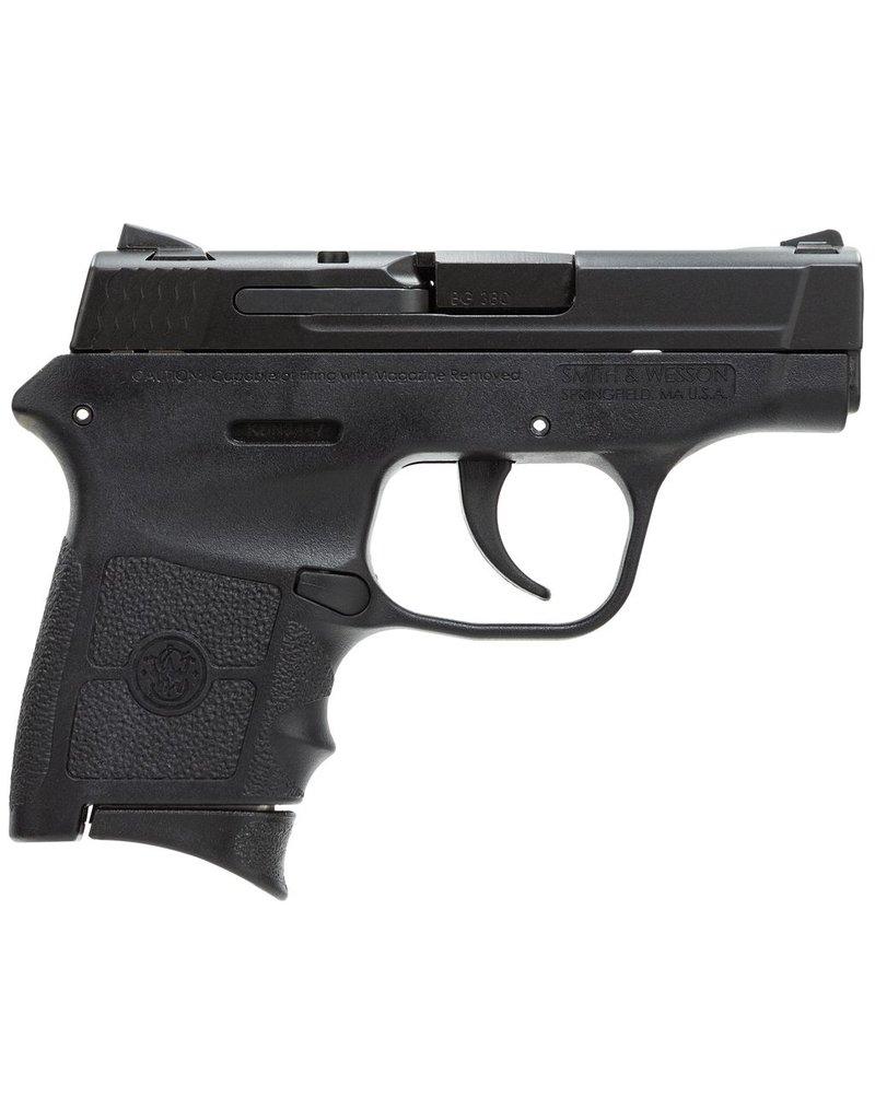"Smith & Wesson 380 ACP 2.75"" 6+1 Syn Grip/Frame Blk"