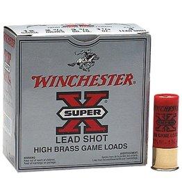 "Winchester 410 2 1/2"" 6 Shot Upland & Small Game High Brass Shotgun Shells 25 Box"