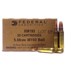 American Eagle 20 Round 5.56X45mm