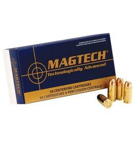 Magtech 9mm FMJ 115 Grn.