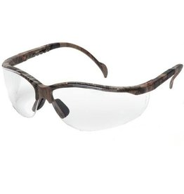 Pyramex Venture II Shooting/Sporting Glasses Realtree Hardwoods/Clear