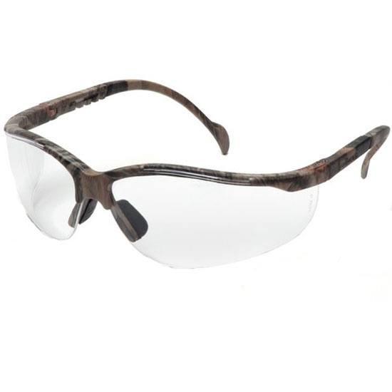 Pyramex Venture II Shooting/Sporting Glasses Realtree Hardwoods/Clear