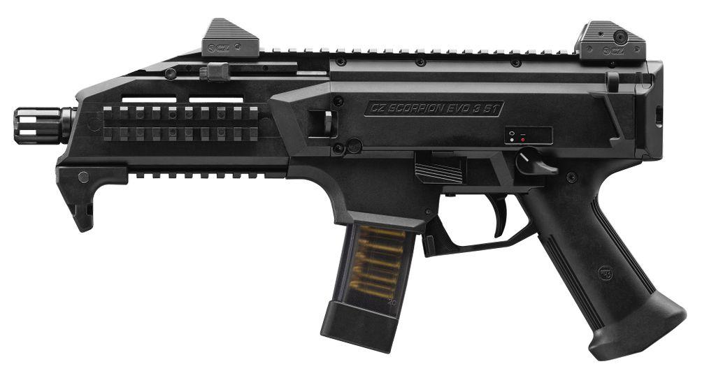 CZ 9mm 20rd Pistol