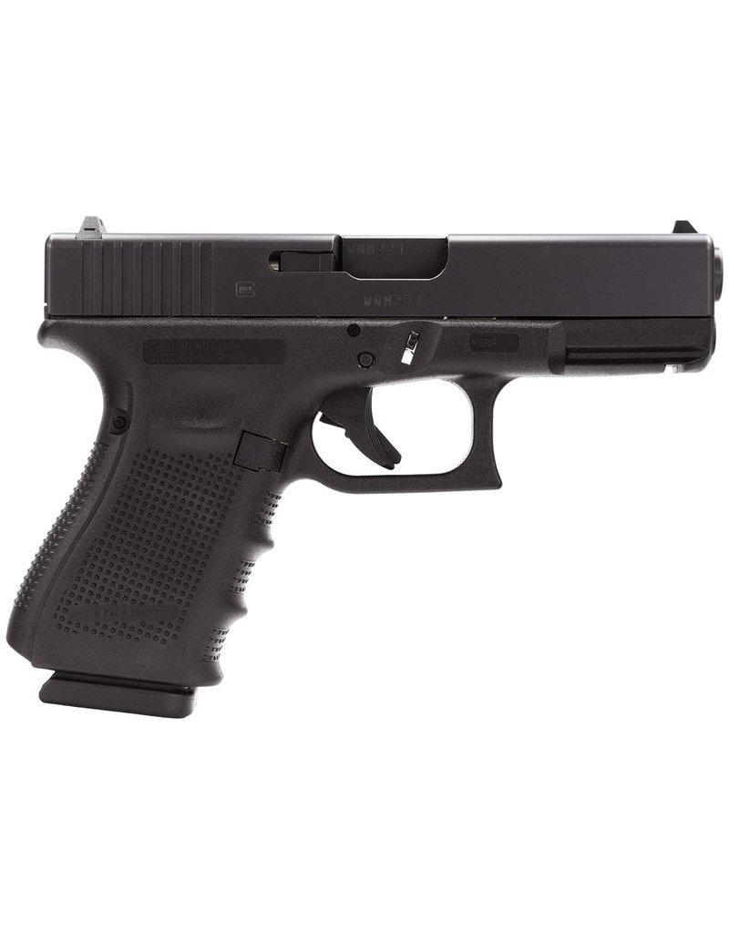 Glock Glock G19 Gen 4 9mm Pistol