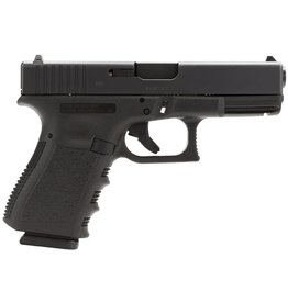 "Glock 9mm 4.01"" 15+1 FS Polymer Grip/Frame Black"