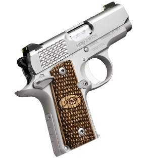 Kimber Pocket-Size .380 ACP Pistol