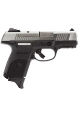 "RUGER Semi Auto 9mm 3 1/2"" Pistol"