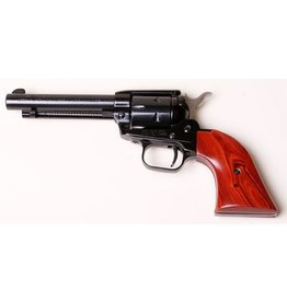Heritage 22LR/22M BLUE 4.75&quot; FS<br /> COCOBOLO GRIP/2 CYLINDERS<br /> 22 LR   22 Magnum