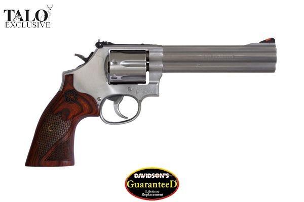 Smith & Wesson PLUS 357 DA 6SS 7R WD