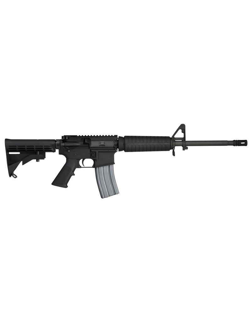 "Colt SA 5.56 NATO 16.1"" 30+1 Synthetic Black Stk Black"
