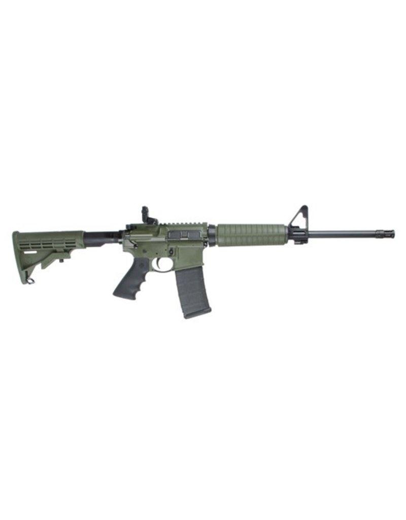 "RUGER AR-556 5.56MM OD GRN 16"" 30RD<br /> 8504 FORWARD ASSIST/DUST COVER<br /> 223 Rem | 5.56 NATO3"