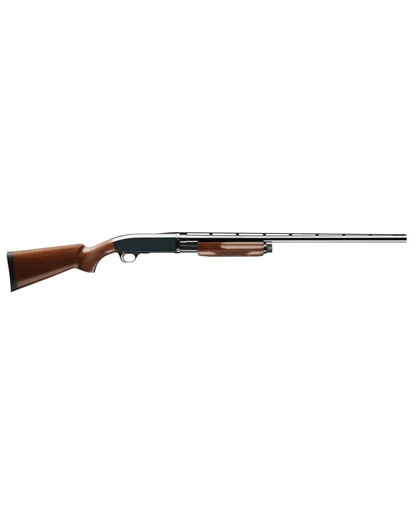 "Browning Hunter Pump 20 ga 26"" 3"" Walnut Stock Blued"