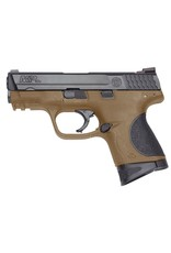 Smith &amp; Wesson M&amp;P 40c Double 40 S&amp;W 3.5&quot; 10+1 Black Poly Grips Flat Dark Earth<br />  Compare<br /> $