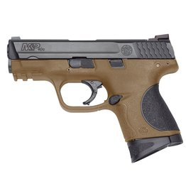 """Smith & Wesson M&P 40c Double 40 S&W 3.5"""" 10+1 Black Poly Grips Flat Dark Earth<br />  Compare<br /> $"""