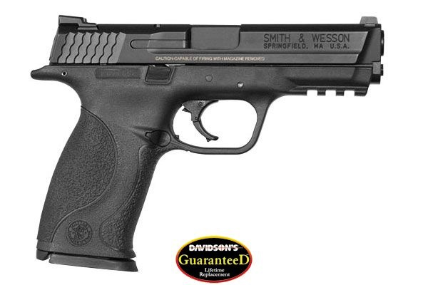 "Smith & Wesson Semi Auto 9mm 4.5"" Pistol"