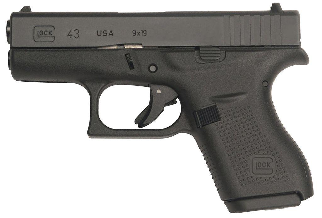 Glock Glock G43 9mm Pistol