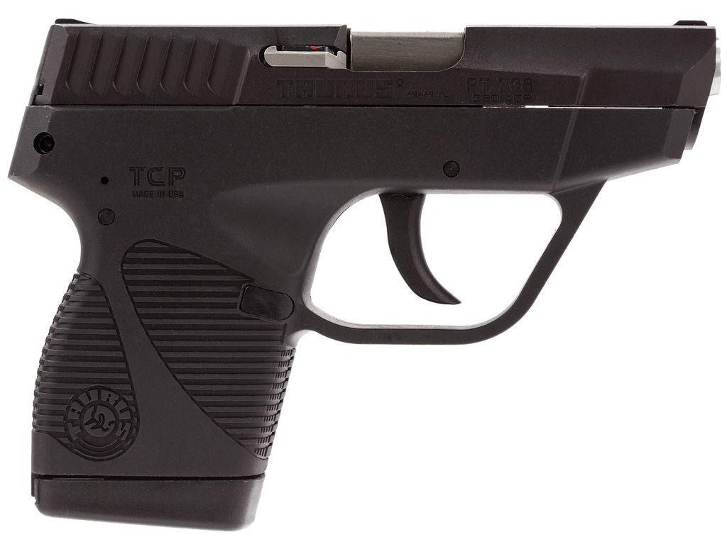 "Taurus 380 ACP 2.84"" 6+1 No Case/1 Mag Poly Grip Blued"