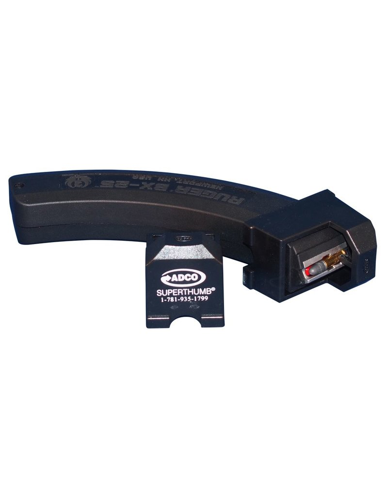 ADCO Eagle Import ST22 10/22 Style Mags Speedloader ST22 Black Finish