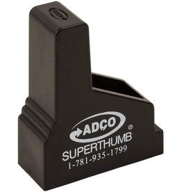 ADCO Super Stack Speedloader Thumb 380ACP Black Finish Poly