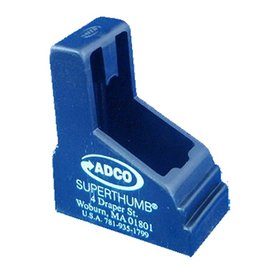 ADCO Super Thumb 380ACP Double Stack Speedloader Black Finish Poly
