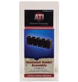 ATI Holds 5 Additional Shotshells Plastic Black