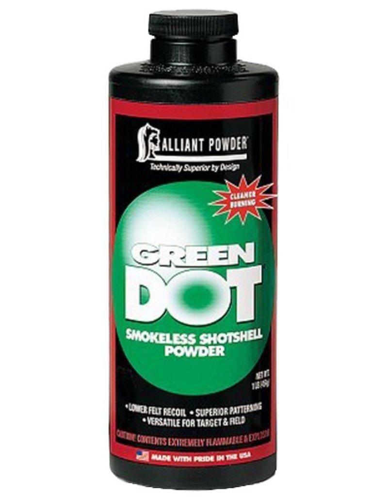 Alliant Powder Alliant Powder Green Dot