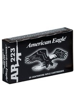 American Eagle Federal AE223F American Eagle 223 Remington 55GR Full Metal Jacket
