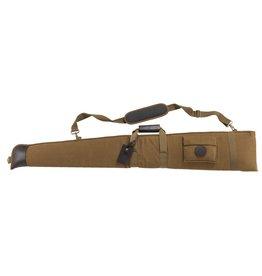 "Beretta Beretta Rifle Case 60"" Waxwear Cotton/Leather Water Resistant Brown"