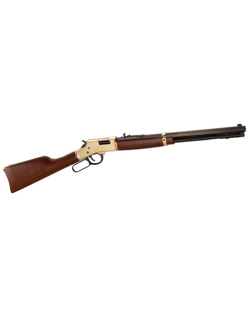 """Henry Big Boy Lever Rifle 357 Rem Mag 20"""" 10+1 Walnut Stk Blued"""