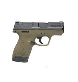 Smith &amp; Wesson 9MM FDE 8+1 SAFETY<br /> 10303