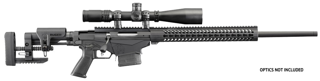 RUGER Ruger Precision 6.5 Creedmoor Rifle