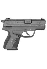 """Springfield Single/Double 9mm Luger 3"""" 8+1 Black Polymer Grip Black"""