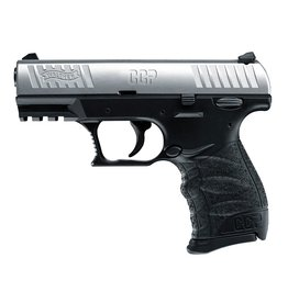 "Walther CCP Single 9mm 3.5"" 8+1 Integral Grip SS"