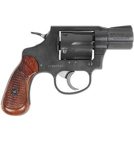 "Rock Island REVOLVER 38SPC PRKZD 2""<br /> PARKERIZED/WOOD 6 RND CYLINDER<br /> 38 Special"