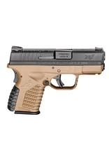 Springfield 9mm Flat Dark Earth Essent Pistol
