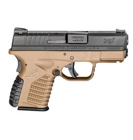 Springfield 9mm Flat Dark Earth Essent Pistol