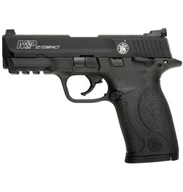 "Smith & Wesson M&P 22 Compact Single 22LR 3.6"" 10+1 TB Blk Poly Grip"