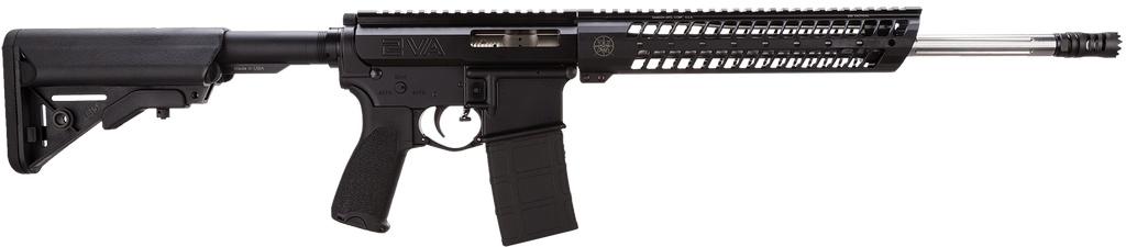 "2 Vets Arms 2 Vets Arms 2VA556LRRP AR-15 Optic Ready SA 223/5.56 16"" 30+1 B5 SOPMOD Blk Stk"