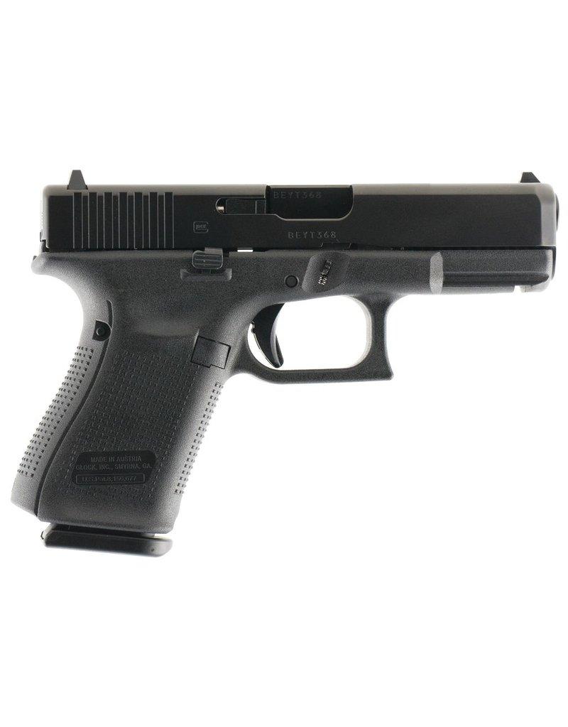 Glock Glock G19 Gen 5 9mm Pistol