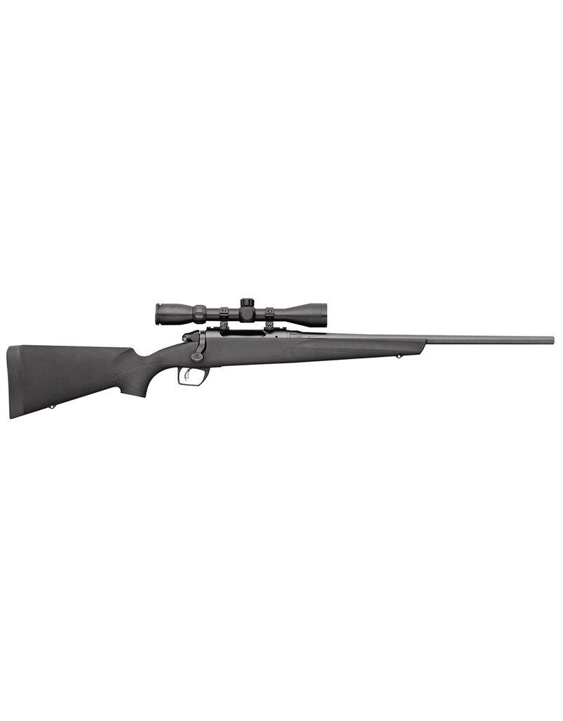 "Remington Scope Bolt 243 Winchester 20"" 4+1 Synthetic Black Stk Blued"