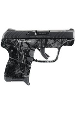 """RUGER LCP II Double 380 Automatic Colt Pistol (ACP) 2.75"""" 6+1 Moon Shine Harvest Camo Polymer Grip Black"""