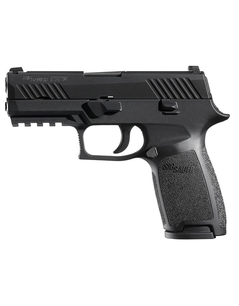 Sig Sauer CARRY 9MM NIT 17+1 FS<br /> 320CA-9-B | CONTRAST SIGHTS