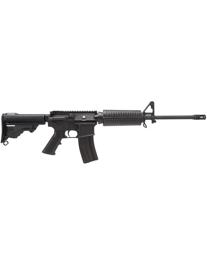 "DPMS Lite 16 A3 Versatility/Value Semi-Automatic 223 Remington/5.56 NATO 16"" 30+1 6-Position Black Stock"