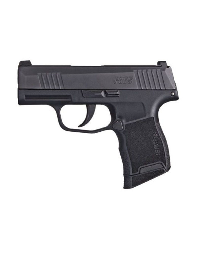 Sig Sauer 9MM NITRON BLK 10+1 XRAY<br /> 365-9-BXR3 | X-RAY SIGHTS