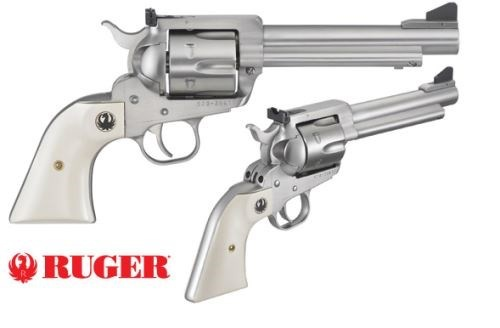 RUGER FLATTOP 45LC/45ACP SS/IVY 5.5&quot;<br /> 5241