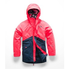 The North Face Girls' Freedom Insulated Jacket 2019